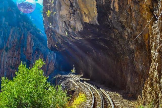 Οδοντωτός σιδηρόδρομος, Αχαΐα