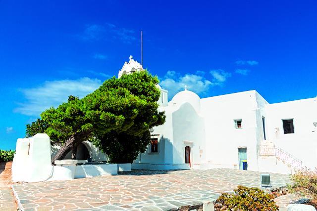 Πάσχα στην Πάρο - Μοναστήρι του Αγίου Αντωνίου