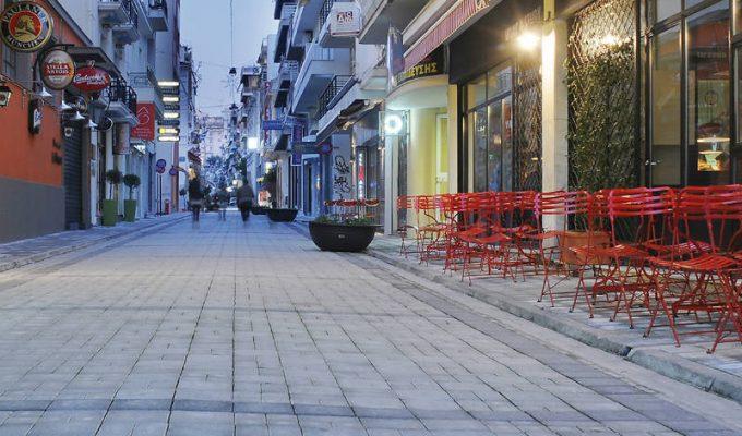 Πάτρα: Κλειστές σήμερα οι καφετέριες και τα εστιατόρια!