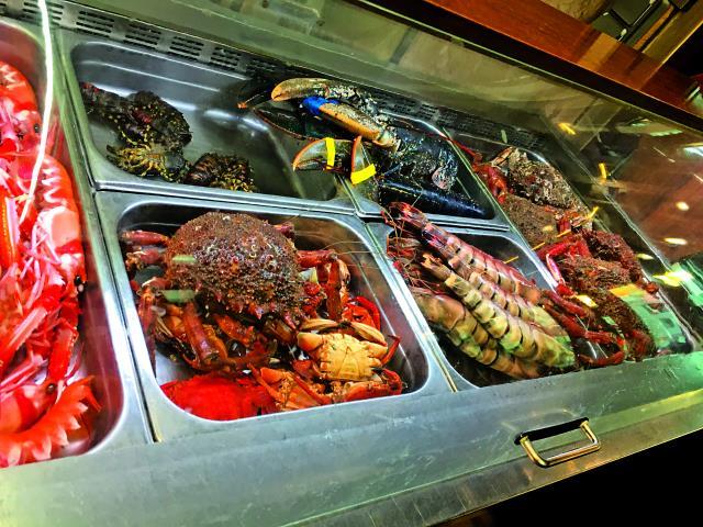 Ψάρια και θαλασσινά, Λισαβόνα