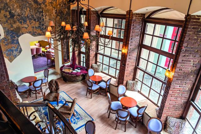 All day αρτοποιείο-cafe-bar, Ξάνθη