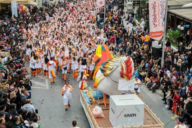 Ρεθεμνιώτικο καρναβάλι: Φέτος γιορτάζουμε τις απόκριες στην Κρή
