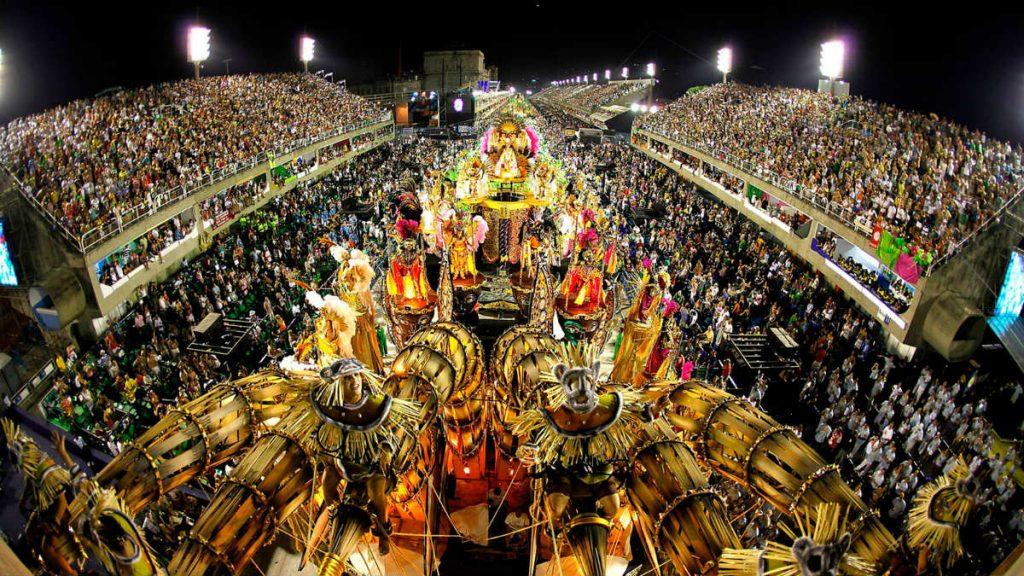 Καρναβάλι Ρίο - παρέλαση