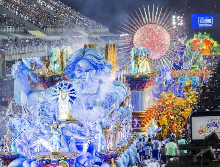 Καρναβάλι του Ρίο ντε Τζανέιρο: Όσα αξίζει να ξέρετε!