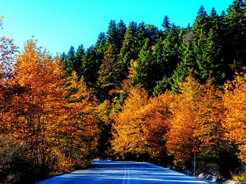 Road trip στα ορεινά χωριά των Τρικάλων