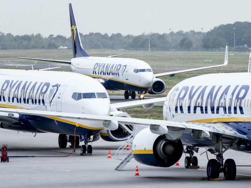 Ryanair: Νέα ειδική προσφορά με πτήσεις από μόλις 9,99€!