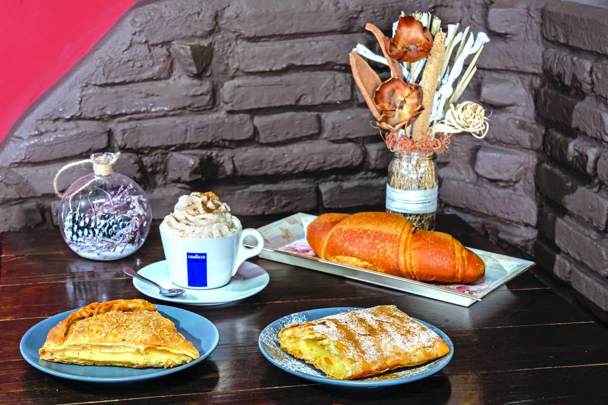 Stretto cafe Αράχωβα