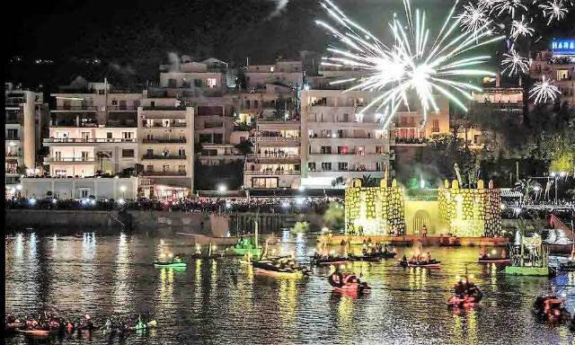Απόκριες στη Χαλκίδα με το μοναδικό «Θαλασσινό Καρναβάλι»!