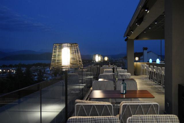 The View στο Saz Hotel, Ιωάννινα
