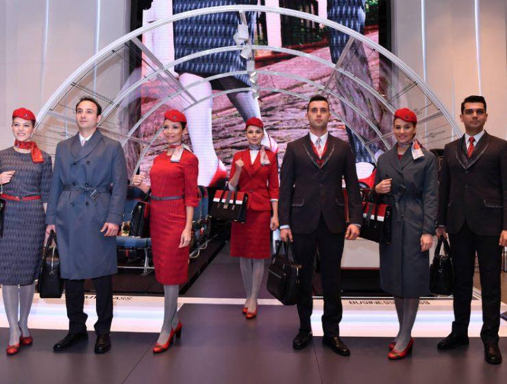 Turkish Airlines: Αυτές είναι οι νέες στολές πληρώματος καμπίνας
