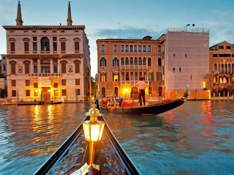Βενετία τέλος εισόδου