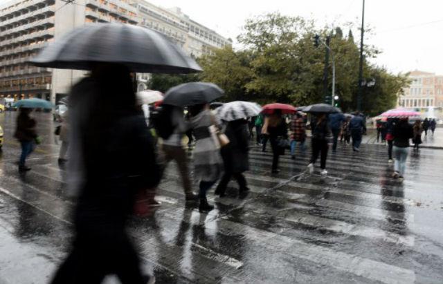 Καιρός: Επιδείνωση με βροχές, καταιγίδες και χαλάζι!