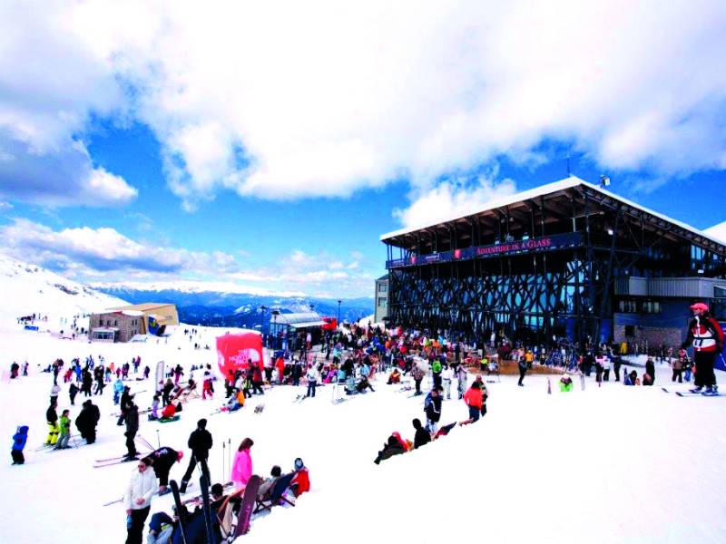Ανοιχτό μέχρι τις 5 Μαΐου 2019 το Χιονοδρομικό Κέντρο Παρνασσού!