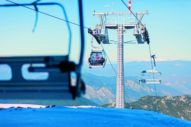Παρνασσός σκι