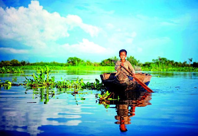 Καμπότζη - Χώρα του Νερού
