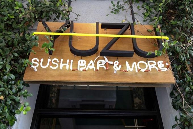 Yuzu Sushi Bar Περιστέρι