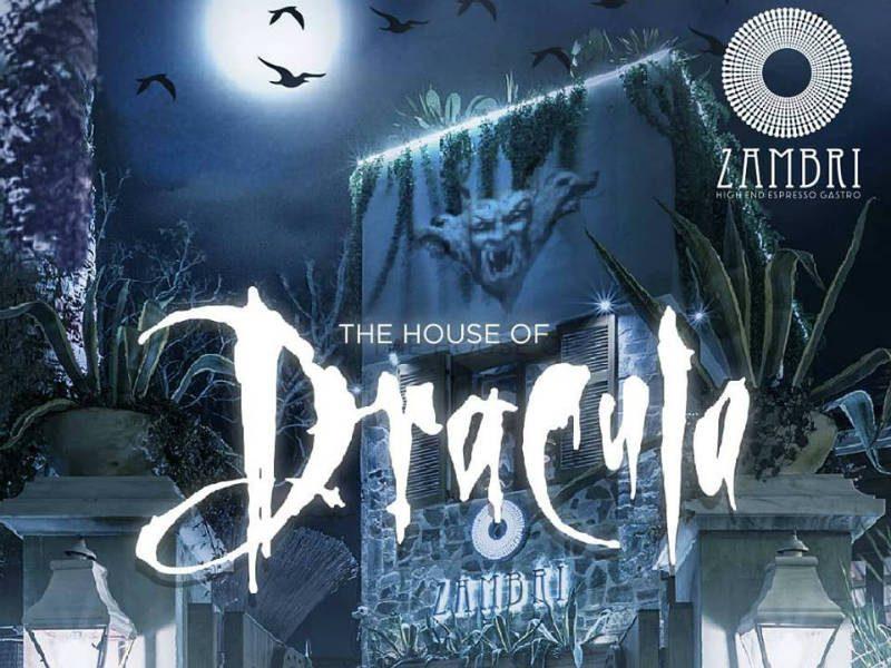 Το Zambri μετατρέπεται σε... σπίτι του Δράκουλα για το απόλυτο καρναβαλικό πάρτυ!