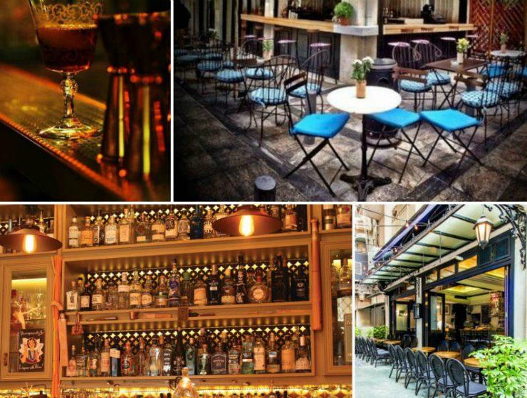7 υπέροχα bar που βρίσκονται σε απόσταση αναπνοής από το Σύνταγμα!