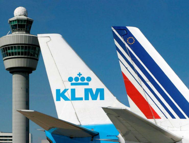 νέα συμφωνία των Air France και KLM με την Sky Express!