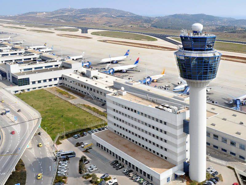 Αεροδρόμιο Αθήνα - Ελ. Βενιζέλος