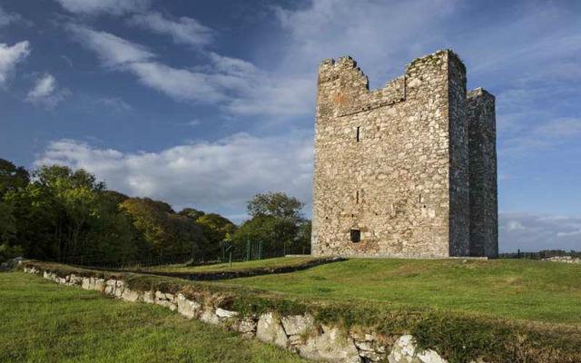 Audley's Castle, Βόρεια Ιρλανδία