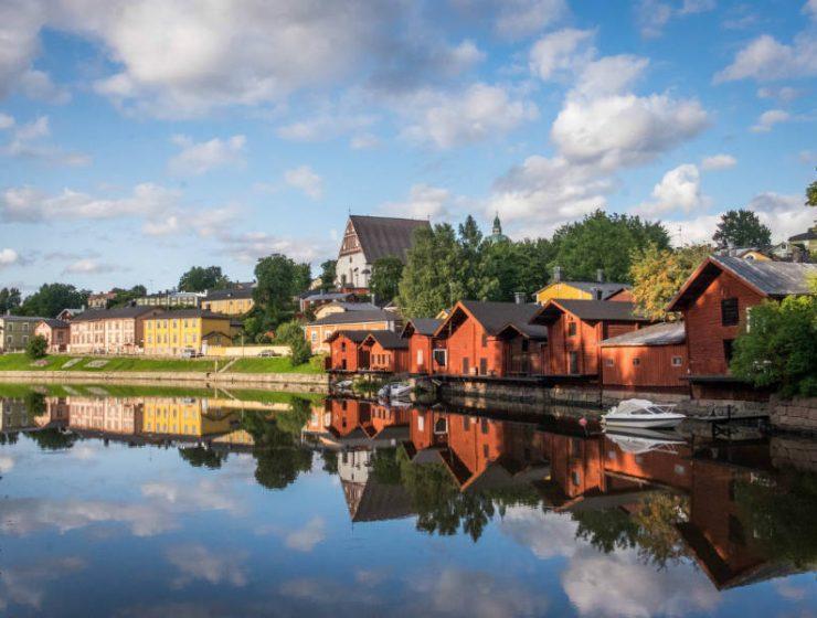 Φινλανδία: Η πιο ευτυχισμένη χώρα στον κόσμο προσφέρει δωρεάν καλοκαιρινές διακοπές!