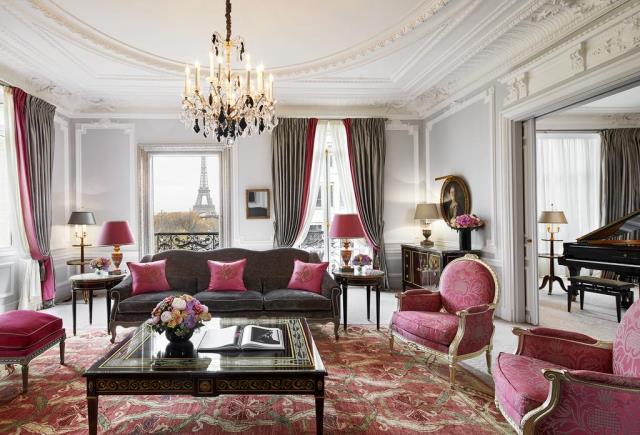 Hôtel Plaza Athénée - Dorchester Collection, Παρίσι, Γαλλία