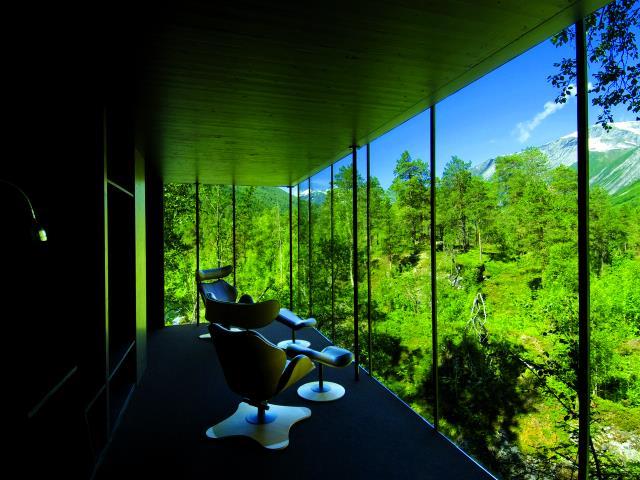 Juvet Landscape Hotel, Βορειοδυτική Νορβηγία