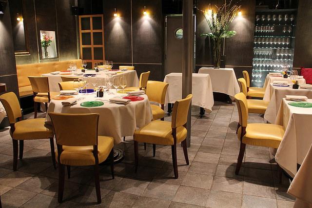 εστιατόριο L'Astrance, Παρίσι