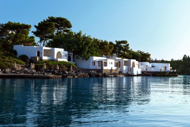 Minos Beach art hotel, Άγιος Νικόλαος
