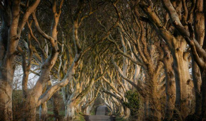 Game of Thrones μέρη που έχει κάνει γυρίσματα