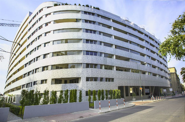 Oxygen Residence ξενοδοχείο Βαρσοβία