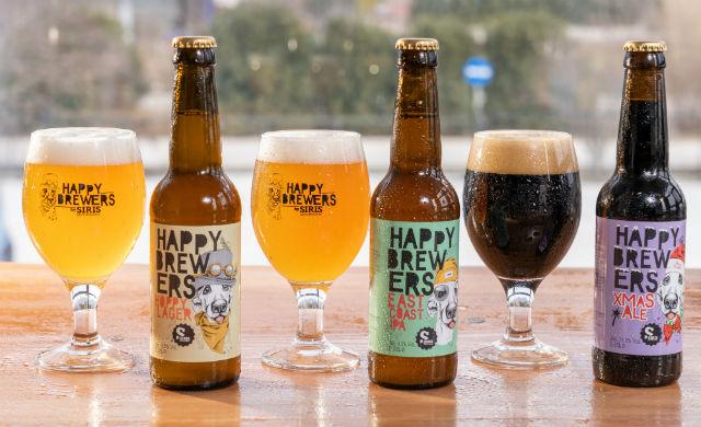 Μικροζυθοποιία Σερρών - Happy Brewers