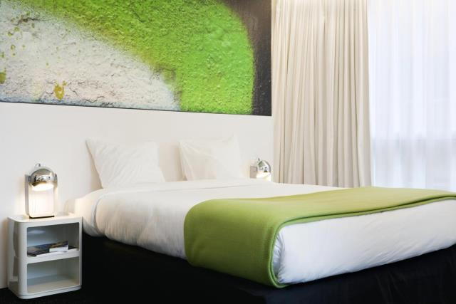The Pantone Hotel δωμάτιο