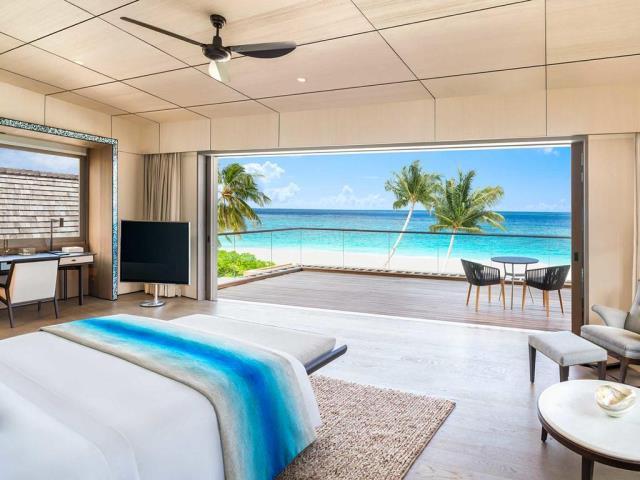 The St. Regis Maldives Vommuli Resort, Μαλδίβες