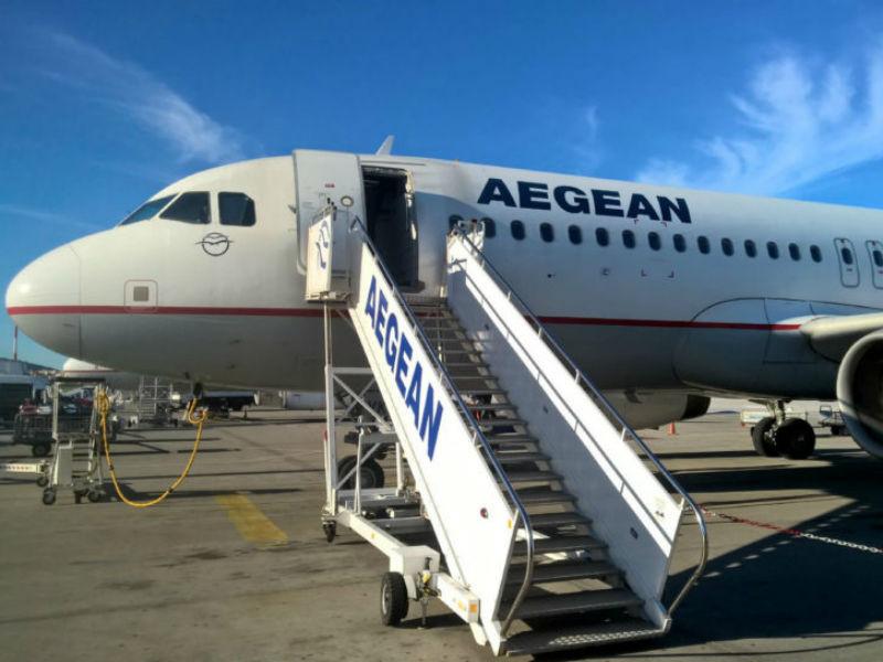 Aegean: Κάνε κράτηση εισιτηρίου και αυτοκινήτου και κέρδισε έκπτωση στην επόμενη πτήση σου!