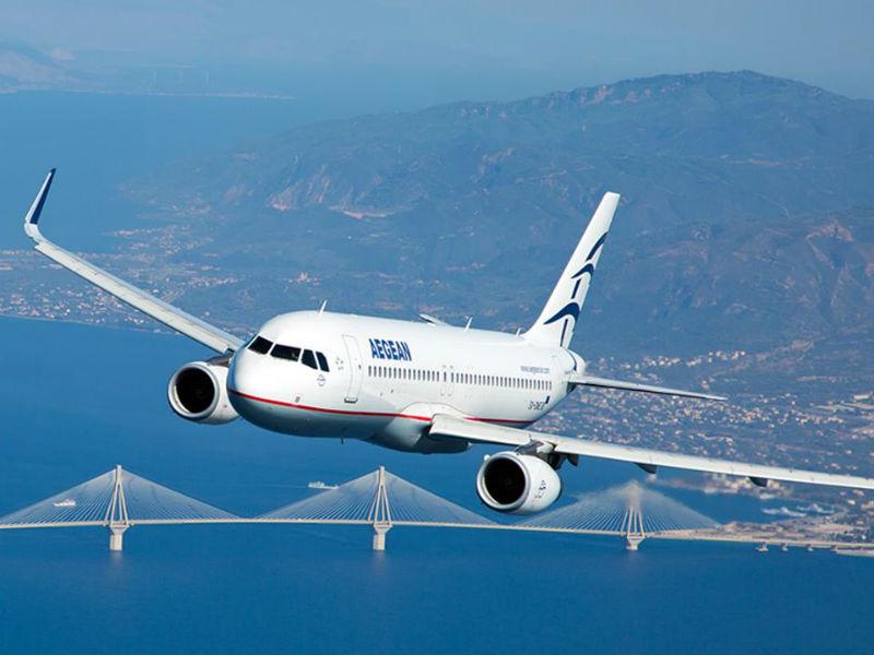 Aegean: Η καλύτερη περιφερειακή αεροπορική εταιρία στην Ευρώπη για ακόμη μία χρονιά