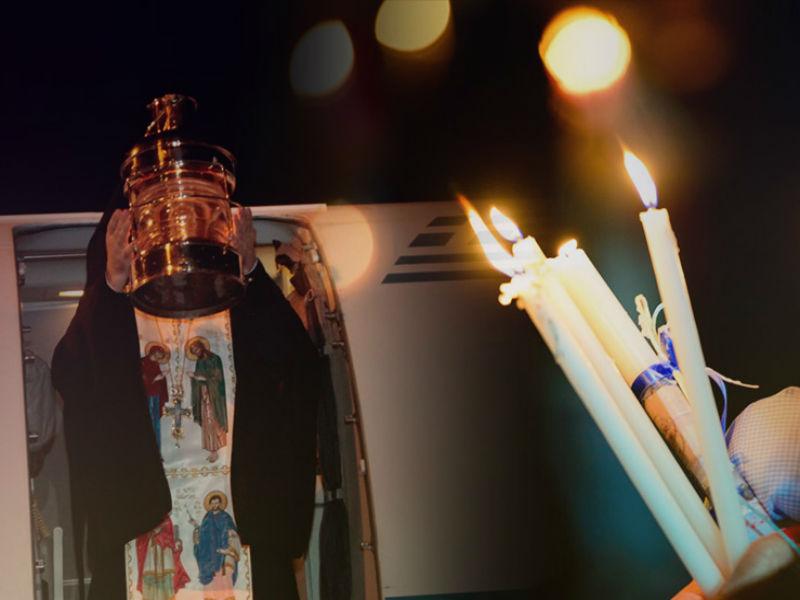 Aegean – Olympic Air: Έκτακτα δρομολόγια για τη μεταφορά του Αγίου Φωτός!