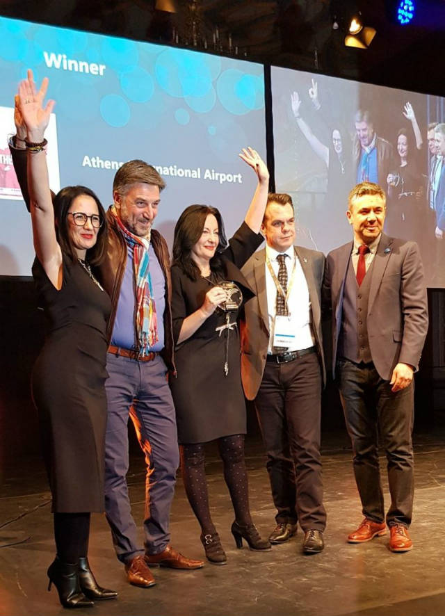 "Routes Europe 2019: Το αεροδρόμιο ""Ελ. Βενιζέλος"" ξανά στην πρώτη θέση!"