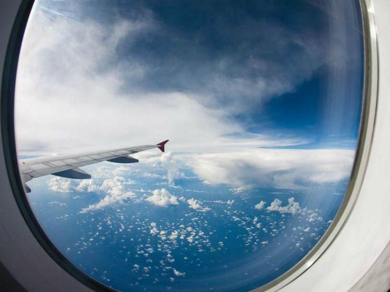 Παράθυρο αεροπλάνου