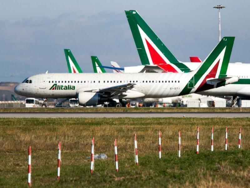 Alitalia: συνεπείς αεροπορικές εταιρείες Μάρτιος 2019