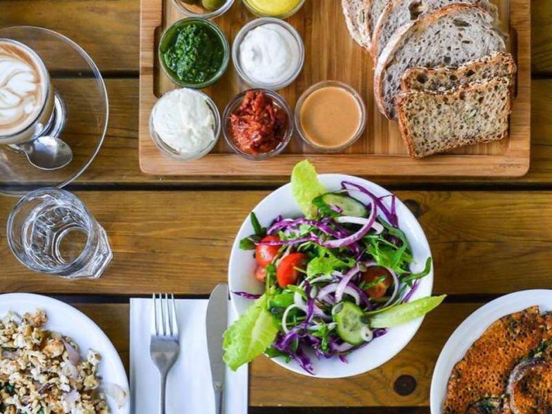 anastasia cafe tel aviv breakfast