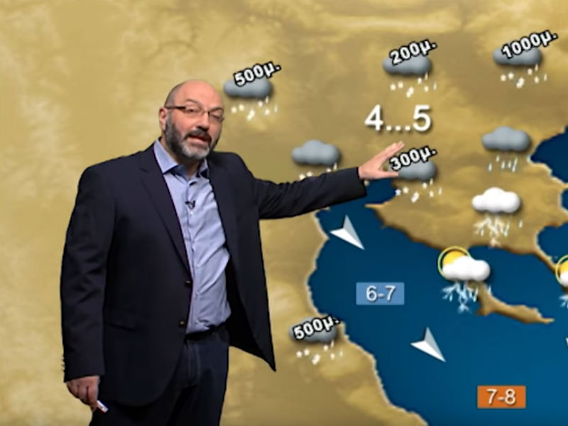 Καιρός Πάσχα 2019: Έκτακτο από τον Σάκη Αρναούτογλου – Ανάσταση με μπόρες και καταιγίδες!