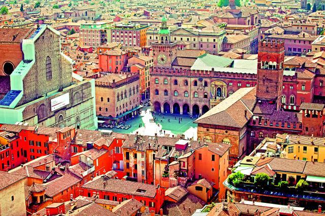 Μπολόνια, Ιταλία