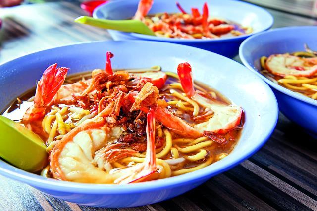 Σιγκαπούρη φαγητό