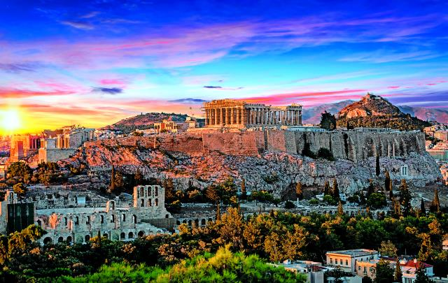 Ιστορικό κέντρο: περιήγηση στις γραφικές γειτονιές της Αθήνας