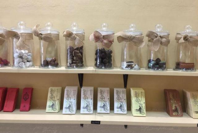 Σοκολάτες Χαλάνδρι