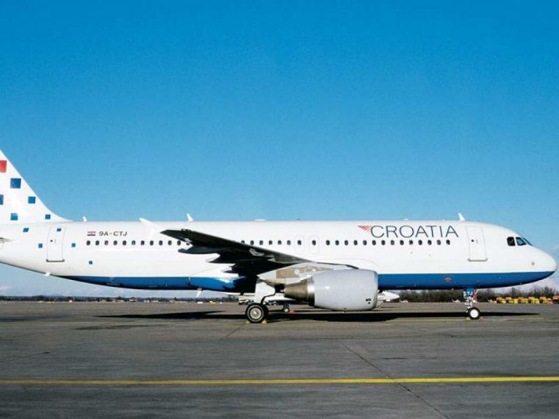 Croatia Airlines δρομολόγια