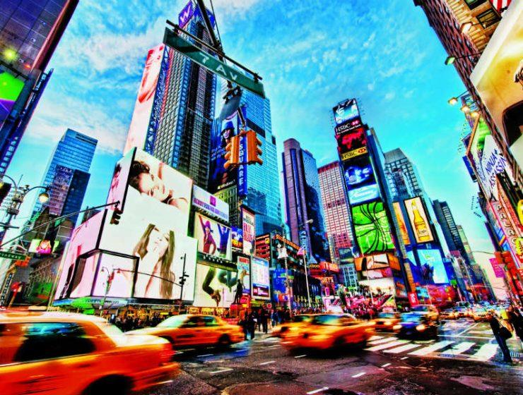 Νέα Υόρκη διόδια