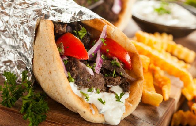 Ελληνικό φαγητό